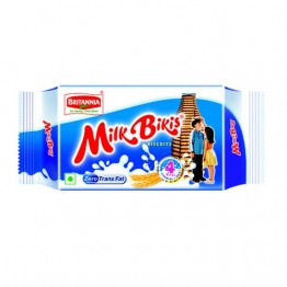 Britannia Biscuits - Milk Bikis medium Biscuits