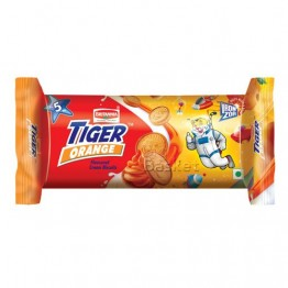Britannia Tiger Cream Biscuits - Orange Marie, Glucose & Milk Biscuits