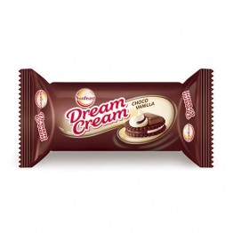 Sunfeast Dream Cream - Chocolate & Vanilla Cream Biscuits