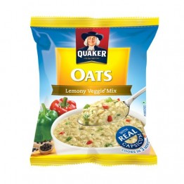Quaker Oats - Lemony Veggie Mix Breakfast Cereals
