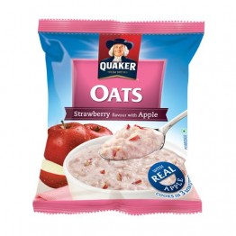 Quaker Oats - Strawberry Flavor with Apple Breakfast Cereals
