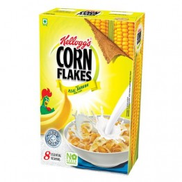 Kelloggs Corn Flakes - Banana Breakfast Cereals