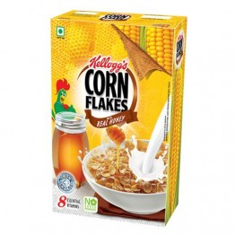 Kelloggs Corn Flakes - Real Honey Breakfast Cereals