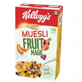 Kelloggs Extra Muesli - Fruit Magic Breakfast Cereals