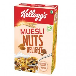 Kelloggs Extra Muesli - Nuts Delight Breakfast Cereals