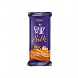 Cadbury Dailry Milk - Silk (Orange Peel) Chocolates & Sweets