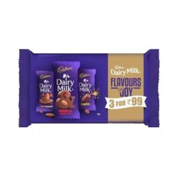 Cadbury Dairy Milk - Flavours of Joy Chocolates & Sweets