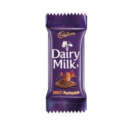 Cadbury Dairy Milk - Roast Almond Chocolates & Sweets