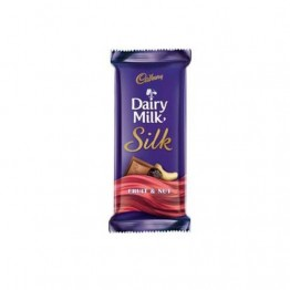 Cadbury Dairy Milk - Silk (Fruit & Nut) Chocolates & Sweets