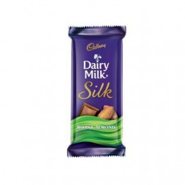 Cadbury Dairy Milk - Silk (Roast Almond) Chocolates & Sweets