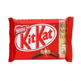 Nestle Kit Kat - Crisp Wafer Fingers Covered With Chocolate Chocolates & Sweets