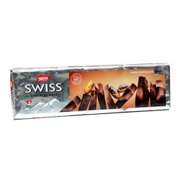 Nestle Swiss Dark Chocolate - at Tablet Chocolates & Sweets