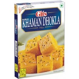 Gits Mix - Khaman Dhokla Ready to Cook