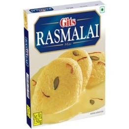 Gits Mix - Rasmalai Ready to Cook