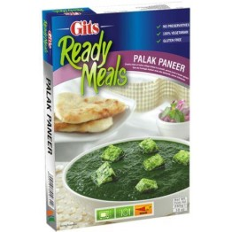 Gits Ready Meals - Palak Paneer Ready to Cook
