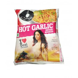 Ching's - Hot Garlic Instant Noodles Noodles