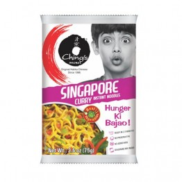 Ching's Instant Noodles - Singapore Curry Noodles