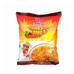 Nissin - Top Ramen Fiery Chilli Noodles