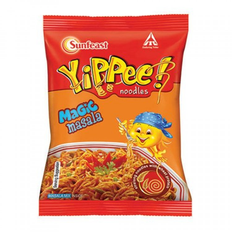 Sunfeast Yippee Noodles Magic Masala
