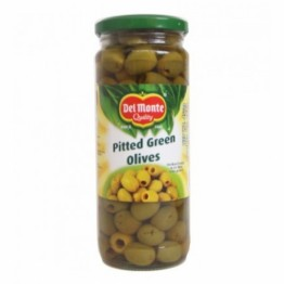 Del monte Green Olives - Pitted Pickles