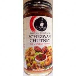 Ching's Chutney - Schezwan Sauces & Ketchup