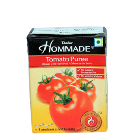 Dabur Hommade - Tomato Puree Sauces & Ketchup