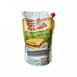 Fun Food- Veg Mayonnaise