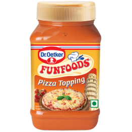 Funfoods - Pizza Topping Jams & Spreads