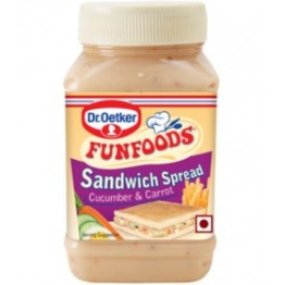 Funfoods - Sandwich Spread Cucumber & Carrot Jams & Spreads