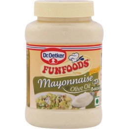Funfoods- Mayonnaise Olive Oil Jams & Spreads