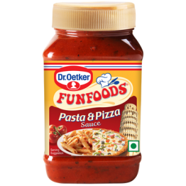 Funfoods- Pasta And Pizza Sauce Jams & Spreads