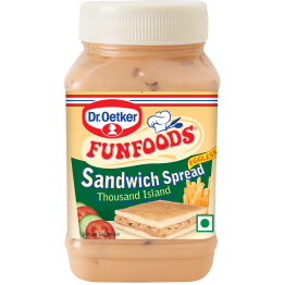 Funfoods- sandwich spread Thousand Islands Jams & Spreads