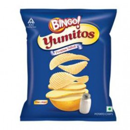 Bingo Yumitos - Premium Salted Chips