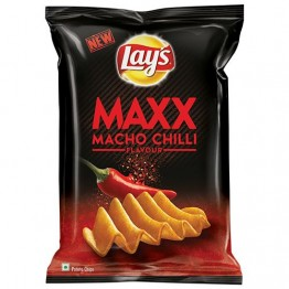 Lays Maxx - Macho Chilli Chips