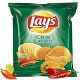 Lays Potato Chips - Chile Limon Chips