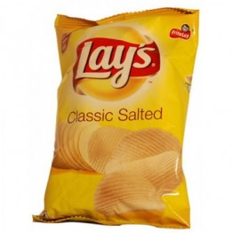 Lays Potato Chips - Classic Salted Chips