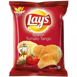 Lays Potato Chips - Spanish Tomato Tango Chips