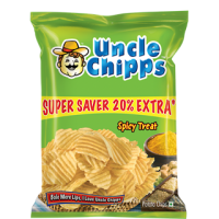 Uncle Chips - Spicy Treat