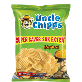 Uncle Chips - Spicy Treat Chips
