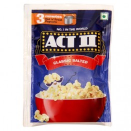 ACT II Popcorn - Classic Salted Pop Corn