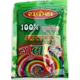 Rakesh Arrowroot Gulal/Green Holi