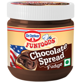 Funfoods - Chocolate Spread Fudge Jams & Spreads