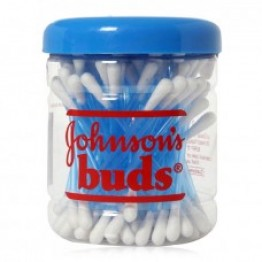 Johnson and Johnson Ear Buds Ear Buds & Band Aids