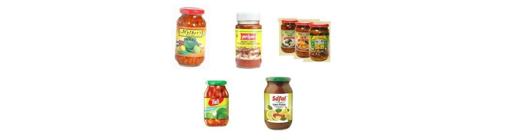 Pickles & Achaar