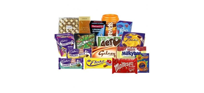 Chocolates & Sweets