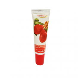 Lip Balm(Strawberry) Patanjali