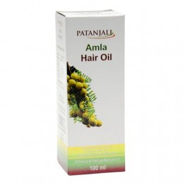 Almond Hair Oil 100Ml Patanjali