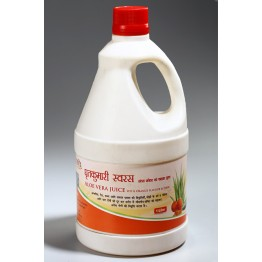 Aloe Vera Juice (Orange) Patanjali
