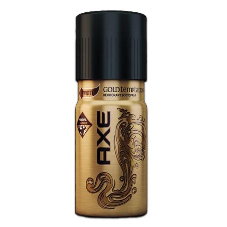 Axe Deo Gold Temptation