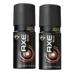 Axe Deodorant Body Spray - Musk offers